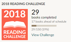 29 books read January 31